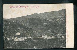 CPA - ITALIE - CALICE AL CORNOVIGLIO - CAPO LUOGO - La Spezia