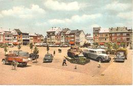 Bastogne - CP - Place Générale Mac Auliffe - Bertogne