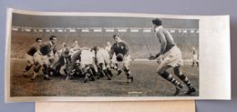 Rugby à XV France-Irlande à Colombes 1950 Photo Presse 240x90 - Sports