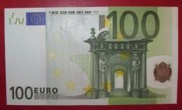 100 EURO J031H5 Italy Serie S Perfect UNC - 100 Euro