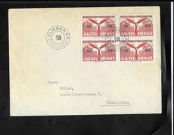 Suisse 1939 . Compagnie Aérienne  18 . - Other Documents