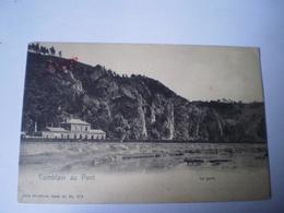 Comblain Au Pont // Gare - Station  // Ca 1900 (promotion Maggi) Ed. Nels 26/278 - Comblain-au-Pont