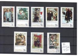 OST1395 ALBANIEN 1975  MICHL 1792/99 Postfrisch SIEHE ABBILDUNG - Albanien