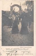 ¤¤  -  Carte-Photo  -  NANTERRE   - Marche Des Midinettes En 1903  - Mlle De Vilier, Couturière        -  ¤¤ - Nanterre
