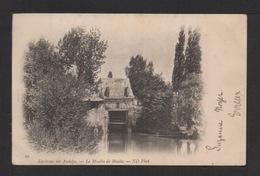 CPA . Dépt.27. Environs Des Andelys . Le Moulin De MUIDS . - Muids