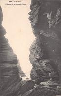 ¤¤  -  ILE-de-GROIX   -  L'Entrée De La Grotte De L'Enfer     -  ¤¤ - Groix