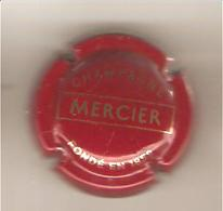 CAPSULE MUSELET CHAMPAGNE MERCIER ( Or SUR ROUGE) - Mercier