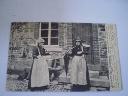 Spa // Souvenir Des Ardennes // Femmes Portant Des Oeufs A Spa // Used 190? Ed.Nels 20/14 - Spa
