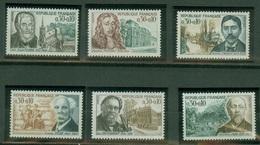 1470 à 1475 Neuf ** TB 1966 - France
