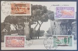 SF02 - Lebanon 1930 BEAUTIFUL Postcard - Lebanon & Reunion: La Residence - Lebanon