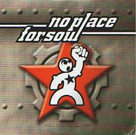 NO PLACE FOR SOUL - Full Global Racket - CD - ELECTRO PUNK METAL - Rock