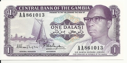 GAMBIE 1 DALASI ND1971-87 UNC P 4 G - Gambia