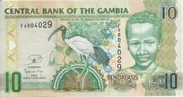 GAMBIE 10 DALASIS ND2006(2013) UNC P 26 - Gambia