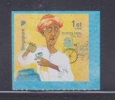 Singapore 2013 Dairy Man Bicycle Booklet Stamp**9th Reprint (Imprint 2017J) MNH - Ciclismo