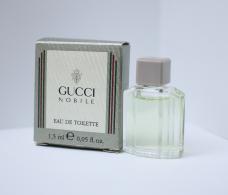 Gucci Nobile - Miniatures Men's Fragrances (in Box)