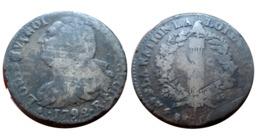 2 Sols LOUIS XVI 1792 R (ORLÉANS) A VOIR!!! - 987-1789 Monnaies Royales