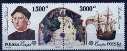 PIA - POLONIA  - 1992 : Europa  - (Yv  3178-79) - Neufs