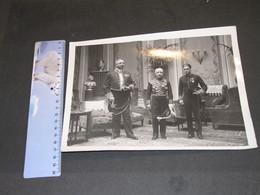ROME - 3 ACADEMICIENS - Décembre 1929- Instituto Nazionale LUCE ROMA Servizio Fotografico - Beroemde Personen