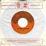"""Françoise Hardy """" J'ai Coupé Le Téléphone """" - Vinyl Records"""