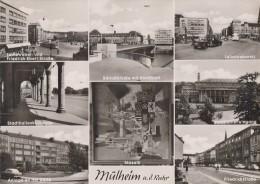 Allemagne - Mülheim An Der Ruhr - Muelheim - Vues - 1963 - Muelheim A. D. Ruhr