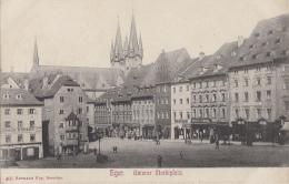 Hongrie - Eger - Unterer Marktplatz - Hungary