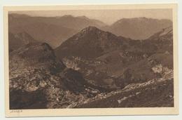 AK  Jenner 1916 - Berchtesgaden