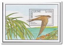 Sierra Leone 1990, Postfris MNH, Birds - Sierra Leone (1961-...)