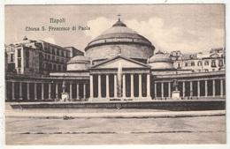 NAPOLI - Chiesa S. Francesco Di Paola - Ragozino 22106 - Napoli (Nepel)