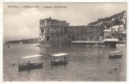 NAPOLI - Posillipo - Palazzo Donn' Anna - Ragozino 17662 - Napoli (Nepel)