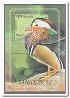 Cambodja 1993, Postfris MNH, Birds - Cambodja