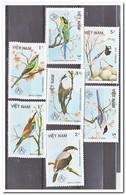 Vietnam 1986, Postfris MNH, Birds - Vietnam