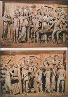 Terra Cotta Panel, North Aisle, Truro Cathedral, Cornwall, C.1980s - Judges Postcard - England