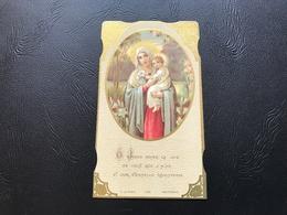 11162 - «O Jesus Soyez La Joie De Ceux Que J'aime, Et Leur éternelle Récompense» Eglise St Michel LYON 1937 - Santini