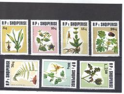 OST1453 ALBANIEN 1976  MICHL  1842/48  ** Postfrisch SIEHE ABBILDUNG - Albanien