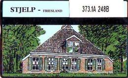 Telefoonkaart  LANDIS&GYR NEDERLAND * RCZ.373.1 T/m 06  248b * BOERDERIJENSERIE  6 STUKS  * TK * ONGEBRUIKT * MINT - Nederland