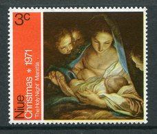 Niue 1971 Christmas HM (SG 161) - Niue