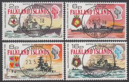 FALKLAND ISLANDS  Michel  232/35  Very Fine Used - Falkland