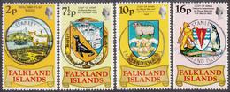 FALKLAND ISLANDS  Michel  236/39  Very Fine Used - Falkland