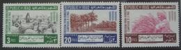 IRAQ - 1963 Freedom From Hunger Set MNH - Iraq