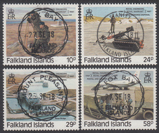 FALKLAND ISLANDS  Michel  460/63  Very Fine Used - Falkland