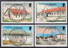 FALKLAND ISLANDS  Michel  472/75  Very Fine Used - Falkland