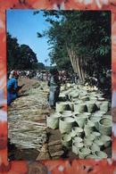 AFRICA - Afrique > Haute Volta Burkina Faso  - Sunday Market - Old Postcard - Burkina Faso
