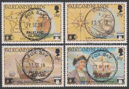 FALKLAND ISLANDS  Michel  548/51  Very Fine Used - Falkland