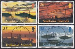 FALKLAND ISLANDS  Michel  803/06  Very Fine Used - Falkland