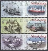 FALKLAND ISLANDS  Michel  843/48  Very Fine Used - Falkland