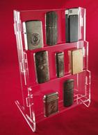 Présentoirs Plexi Pour Collection De Briquets PRE37 - Zippo