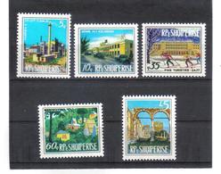OST1470 ALBANIEN 1974  MICHL 1977/81 Postfrisch SIEHE ABBILDUNG - Albanien