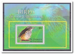 St. Vincent & The Grenadines 2007, Postfris MNH, Birds - St.Vincent (1979-...)