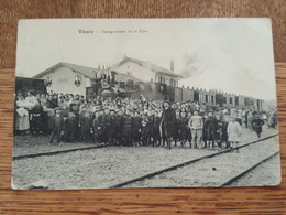 Thuir - Inauguration De La Gare - DA - Autres Communes