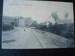 FIZE DE MARSAL: Le Bas Du Village En 1922 - Crisnée